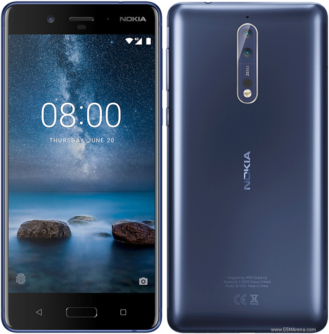 Nokia 8 was officially launched and it has much more new specifications than other nokia phones