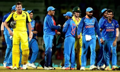 aus tour of india-india won in 2ODI