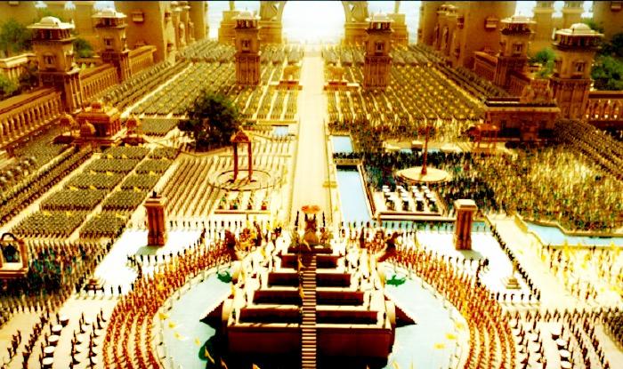 BAAHUBALI'S KINGDOM IS NOW A TOURIST DESTINATION