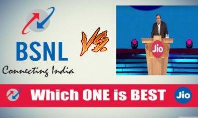 Bsnl introduce new offer against jio offer
