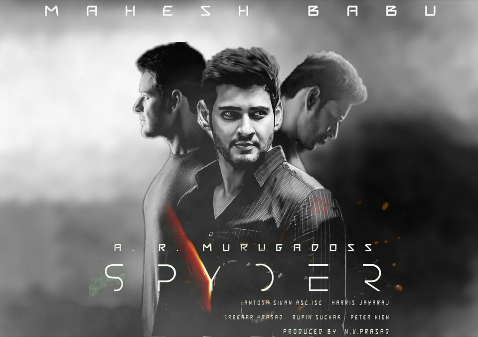 Grand audio launch of SPYder today at Kalaivanar Arangam, Chennai from 6 PM
