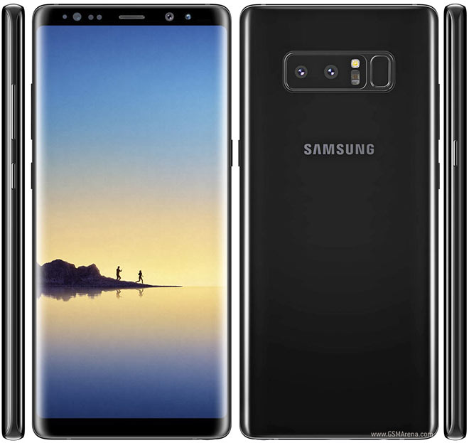 samsung-galaxy-note8 launched in indai today here are the some specifications of that phone