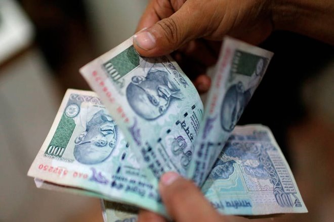 new 100rs note printing is on process