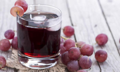 grape juice effect