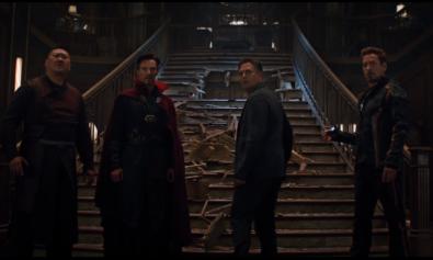 Avengers: Infinity War Traile