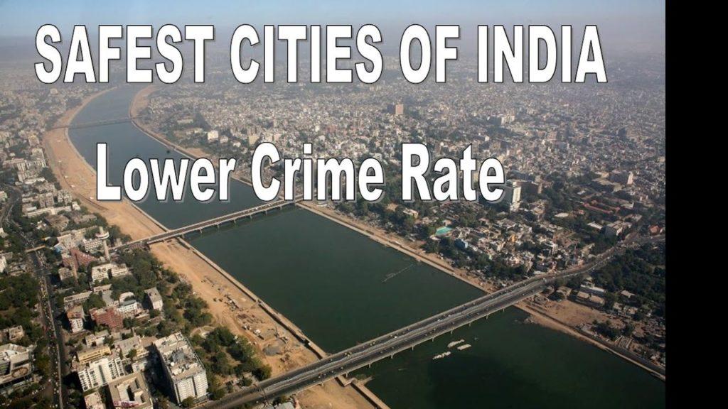 safest city in india