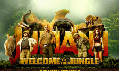 Jumanji - Welcome to the Jungle Tamil and Telugu Trailer