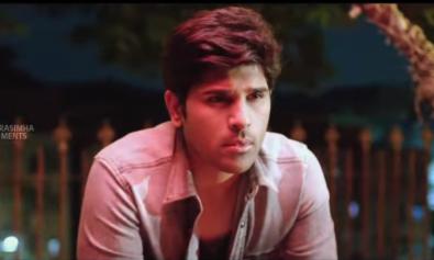 Okka Kshanam teaser